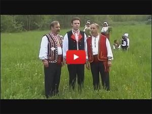 Film 'The Glasoechko-two part male singing of Dolni Polog' © 2011 by TV Kiss Tetovo